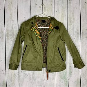 New • Coach 1941 Reversible Military Jacket